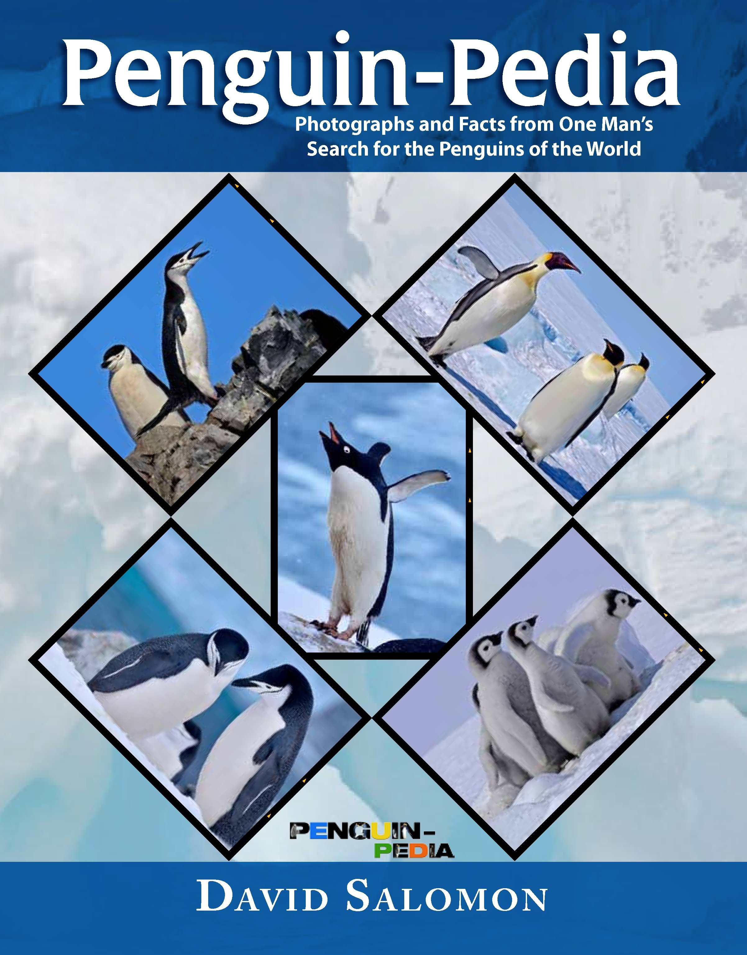 Penguin Pedia Cover